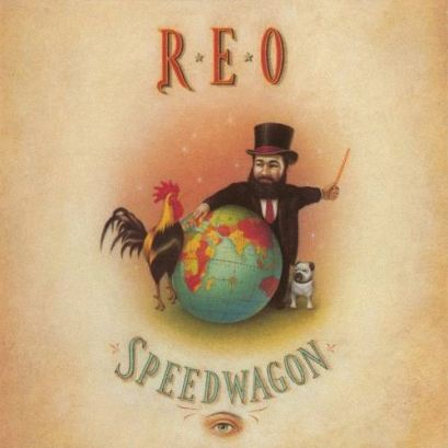 Reo Speedwagon - The Earth, A Small Man, His Dog And A Chicken (1990)