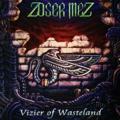 Zoser Mez - Vizier Of Wasteland (1991)