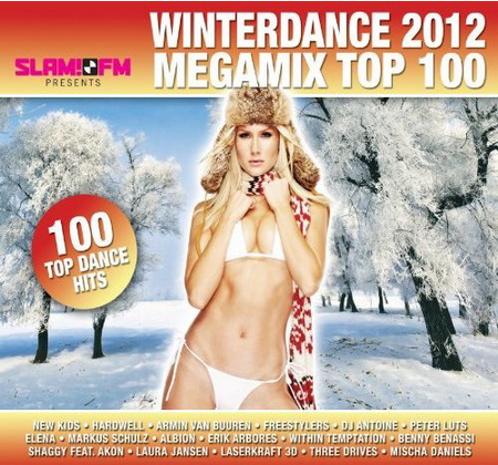 VA - Winterdance 2012 Megamix Top 100 (2012)