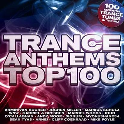 Trance Anthems Top 100 (2012)