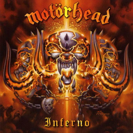Motorhead - Inferno (2004) (Limited Edition) (Lossless)