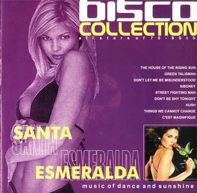 Santa Esmeralda - Disco Collection (2001)