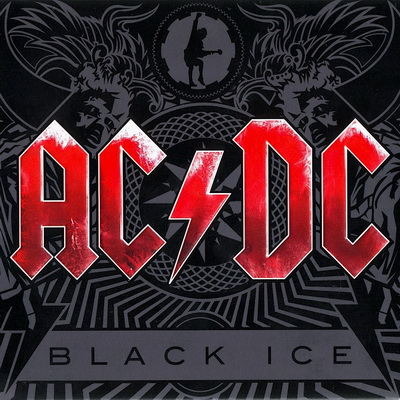 AC/DC - Black Ice 2008 (Lossless+MP3