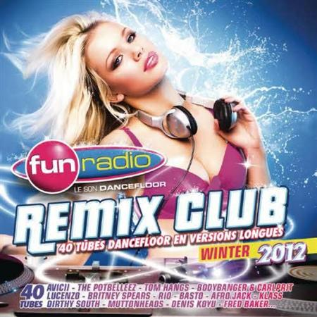 Fun Remix Club Winter (2012)