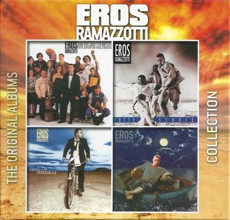 Eros Ramazzotti - The Original Albums Collection Vol. 2 (2012)