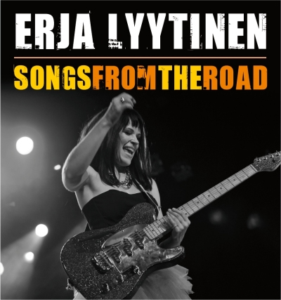Erja Lyytinen - Songs From The Road (2012)