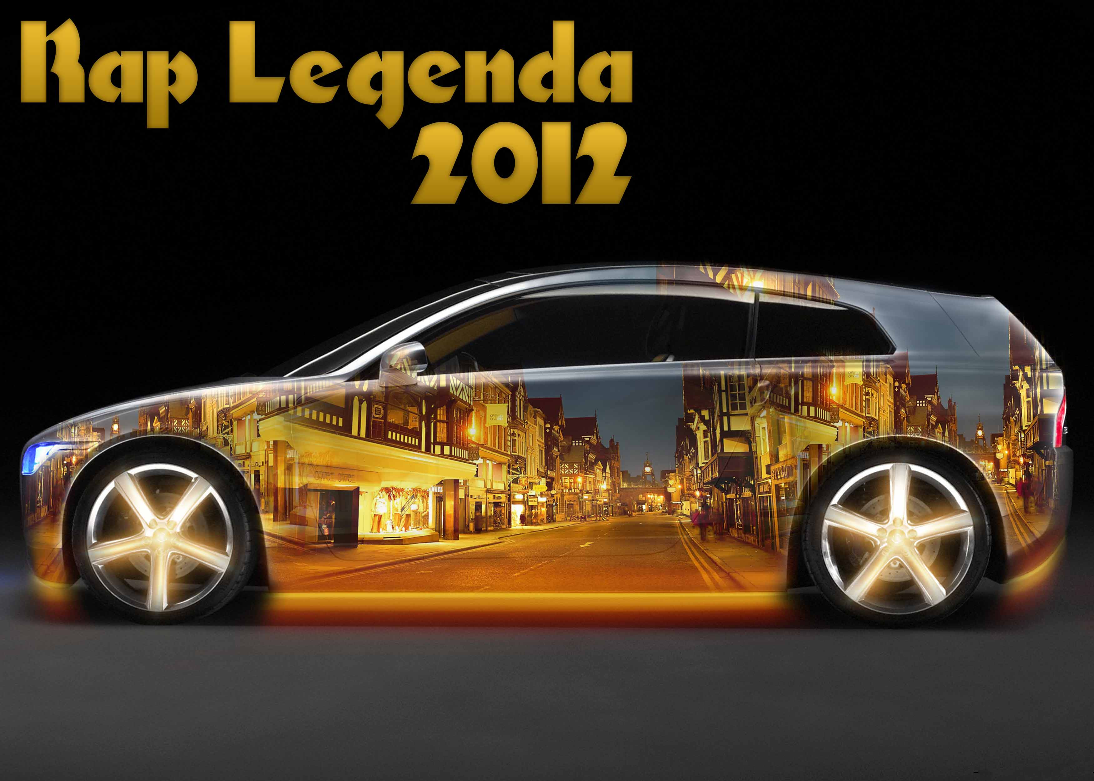 VA-Rap Legenda 2012