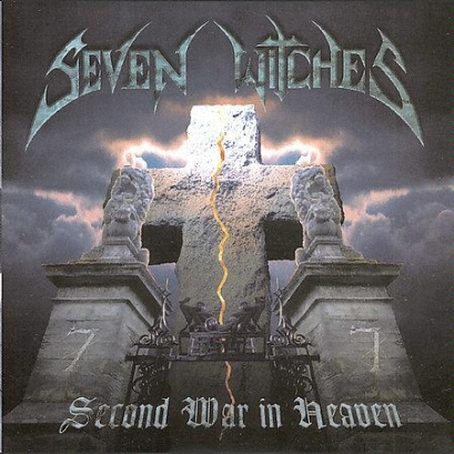 Seven Witches - Second War In Heaven (1999)
