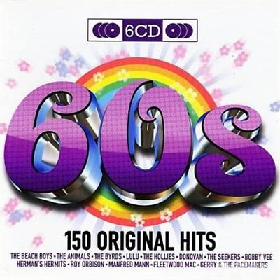 VA-150 Original Hits 60's (6CD Box Set) (2010)