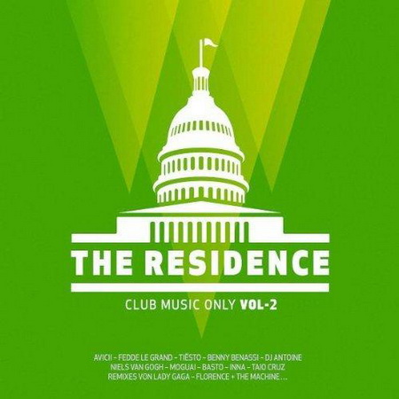 VA - The Residence-Club Music Only Vol.02 (2012)