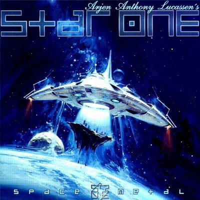 Arjen Anthony Lucassen's Star One - Space Metal 2002