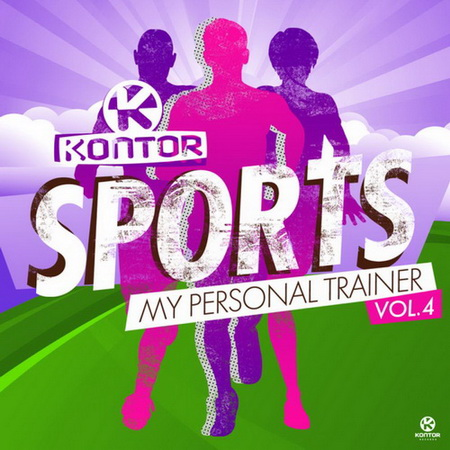VA - Kontor Sports - My Personal Trainer Vol. 4 (2012)