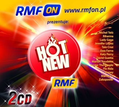 VA - RMF Hot New 2012 (2012)