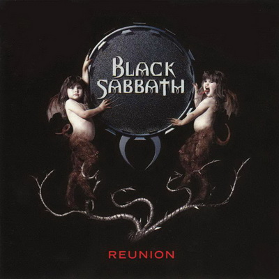 Black Sabbath - Reunion 2CD (1998)