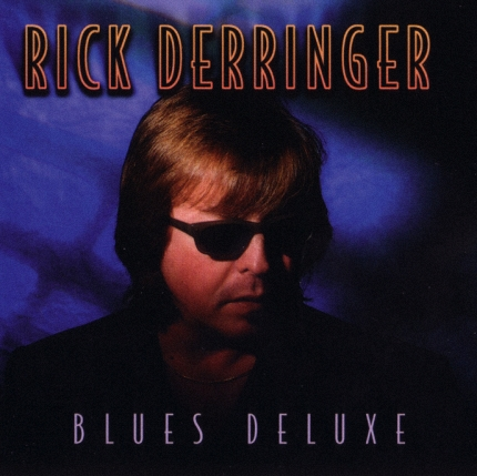 Rick Derringer - Blues Deluxe (1998)