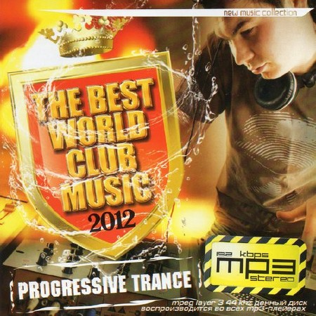 VA-Progressive Trance. The Best World Club Music (2012)