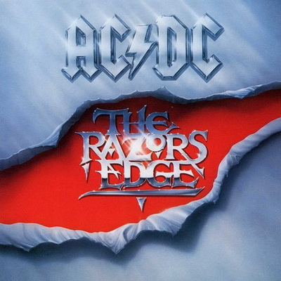 AC/DC - The Rasor's Edge 1990 (Lossless+MP3)