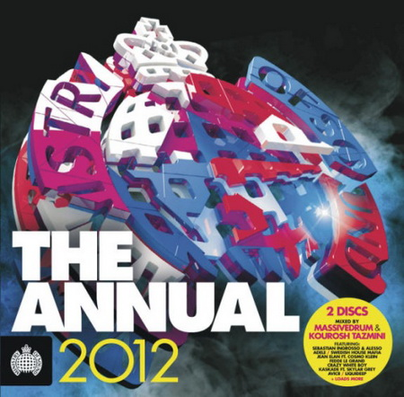 VA - Ministry Of Sound � The Annual 2012 (2012)