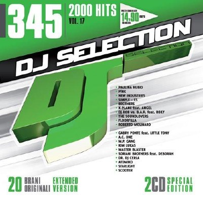 VA - DJ Selection 345 (2000 Hits Vol 17) (2012)