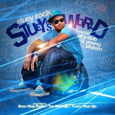 Stuey Rock - Stueys World (2012)