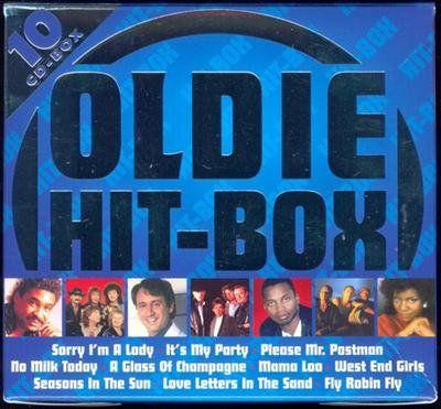 VA-Oldie Hit (10 CD Box Set) (2009)