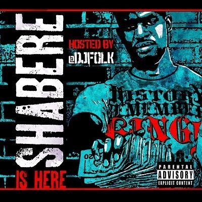 Shabere - Shabere Is Here (2012)