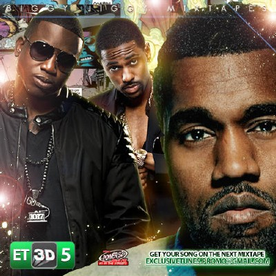 Biggy Jiggy Mixtapes - Exclusive Tunes 3D 5 (2012)