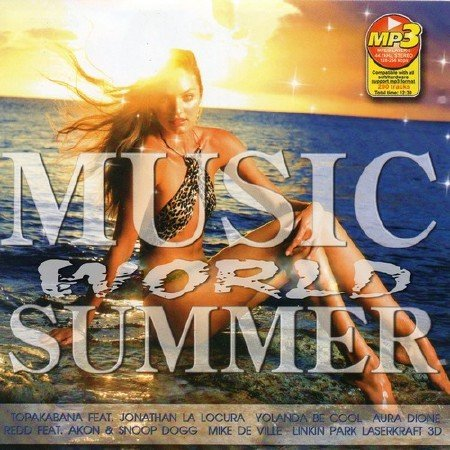 VA - World Summer Music (2012)  MP3 [MULTI]