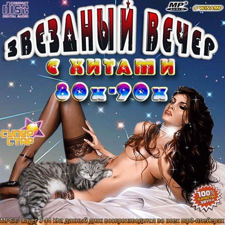 Звездный вечер с хитами 80х-90х (2012)