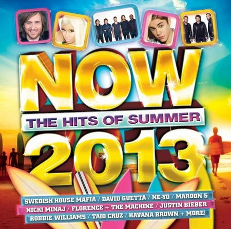 Now The Hits Of Summer 2013 (2012)