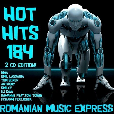 Hot Hits Romanian Music Express Vol. 184 (2013)