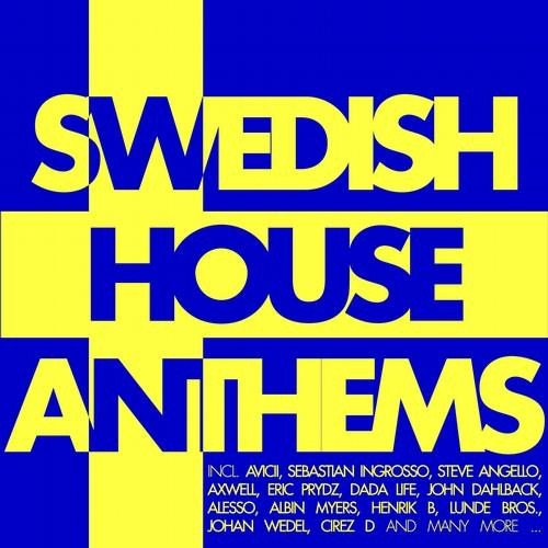 VA-Swedish House Anthems (2013)