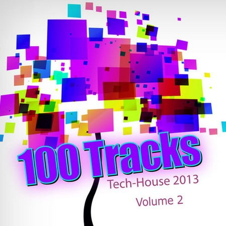 VA-Tech House 2013 100 Tracks Vol.2 (2013)