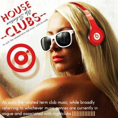 VA-House Clubs. Up Selection (2013)
