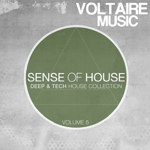 VA-Sense Of House Vol.5 (Deep & Tech House Collection) (2013)