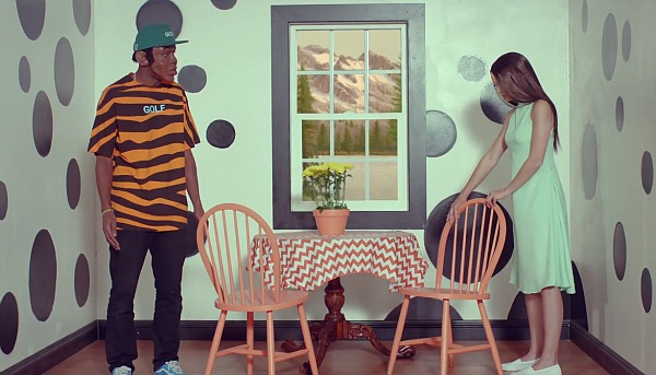 "New Video: Tyler, The Creator Ft. Pharrell – ""IFHU"""