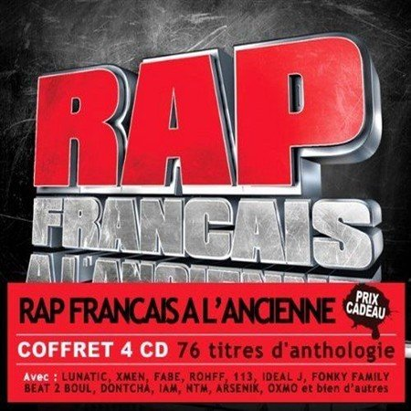 VA-Rap Francais A L'ancienne Best Of (2013)