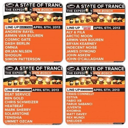VA-Armin van Buuren - A State of Trance Episode 600 - Live @ Den Bosch, The Netherlands (06-04-2013)