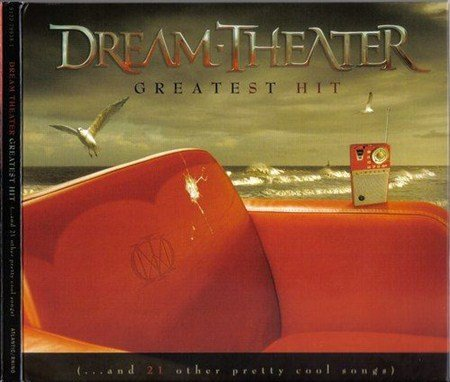 Dream Theater - Greatest Hit (...And 21 Other Pretty Cool Songs) (2008)