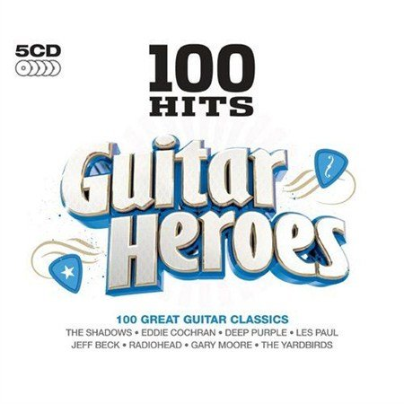 VA-100 Hits Guitar Heroes (2013)