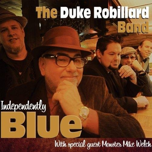 Duke Robillard - Independently Blue (2013)