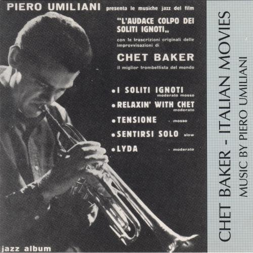 Chet Baker - Italian Movies (Music by Piero Umiliani) (1962)