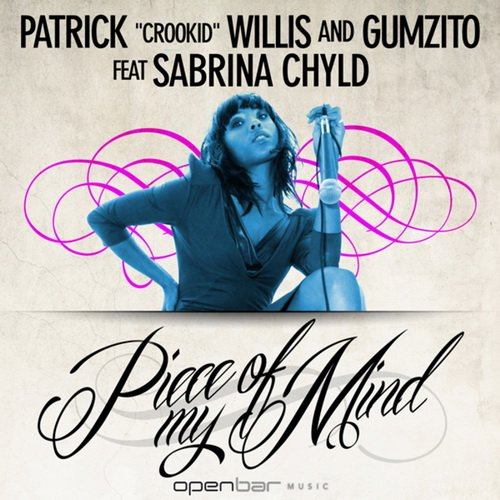Patrick Crookid Willis - Piece In My Mind (2013)