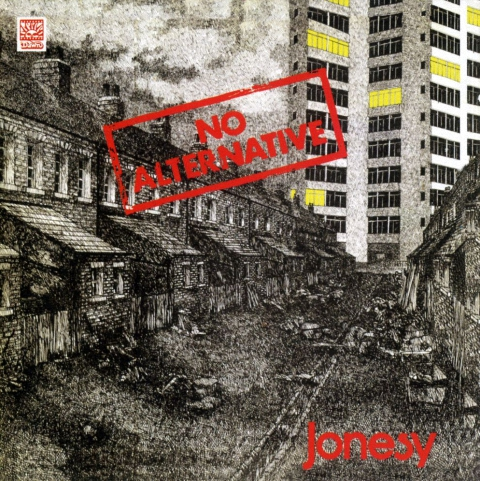 Jonesy - No Alternative (1972)