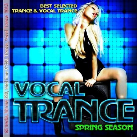 VA-Vocal Trance Spring Season (2013)