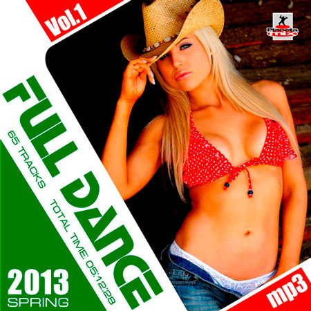 VA-Full Dance Vol.1 (2013)