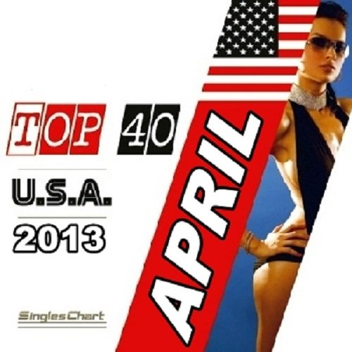 VA-USA Top 40 Singles Charts [27.04.2013] (2013)