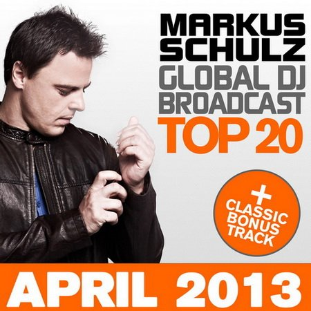VA-Global DJ Broadcast Top 20 April 2013