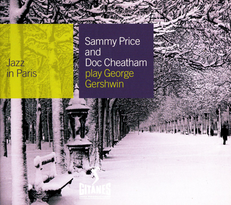Sammy Price & Doc Cheatham - Play George Gershwin (1956/1958)