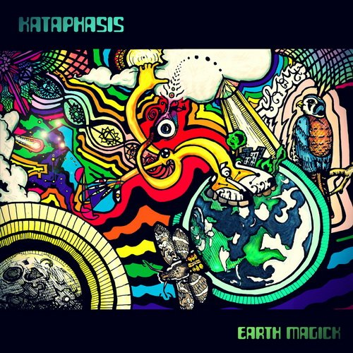 Kataphasis - Earth Magick Volume 2 (2013)